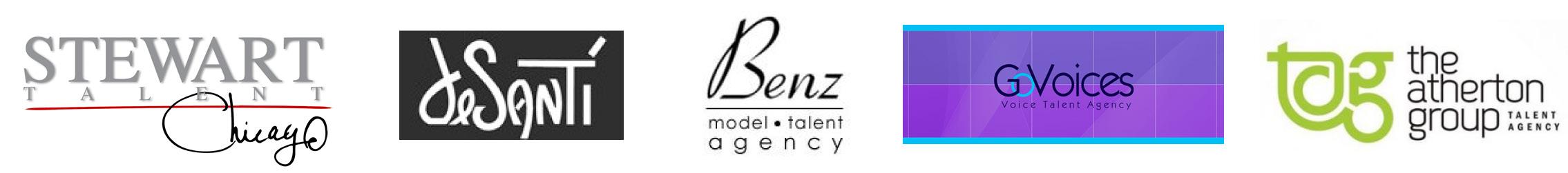 Representation company logos